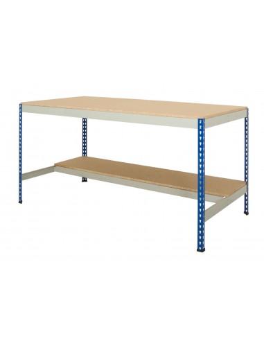 Workbenches Half under-shelf