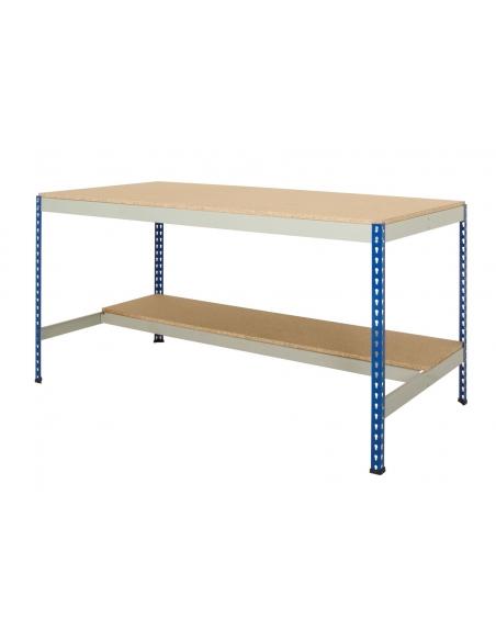 Workbenches Half under-shelf MFC
