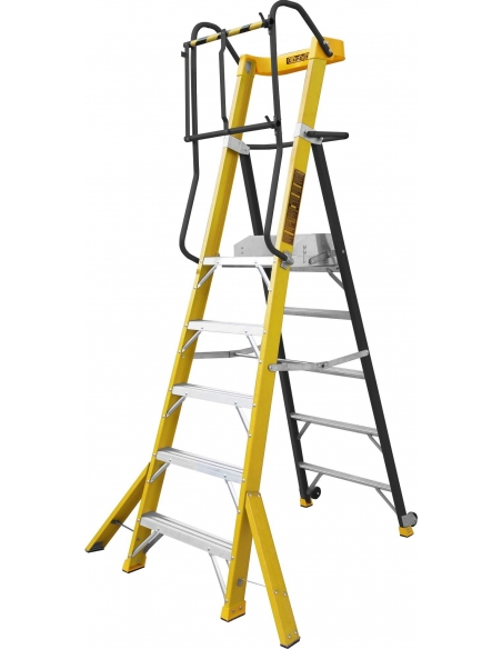 GPC - Climb It - Glass Fibre Podium Steps
