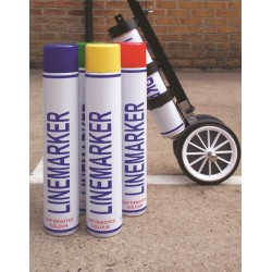 Spray Paint Large 750ml Cans x 12