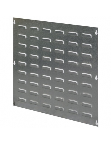 Louvre Panels for picking bins