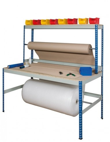 Wide Packing Benches