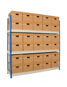 Archive Racking (Single Box Deep)