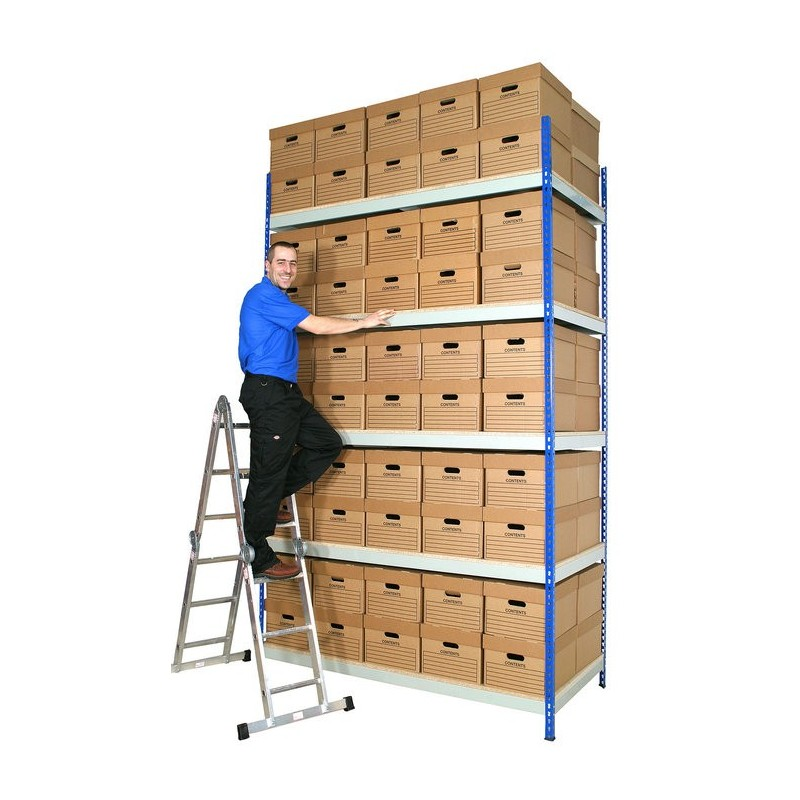 Archive Racking (Double Box Deep)