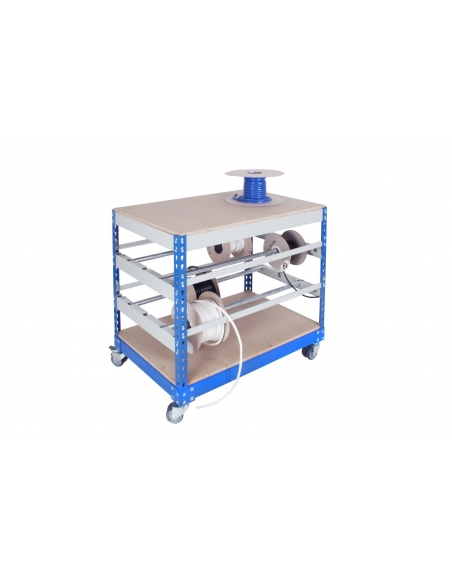 Mobile Cable Reel Rack