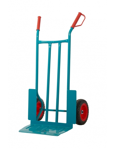 GPC Apollo Sack Truck - With wheel guards