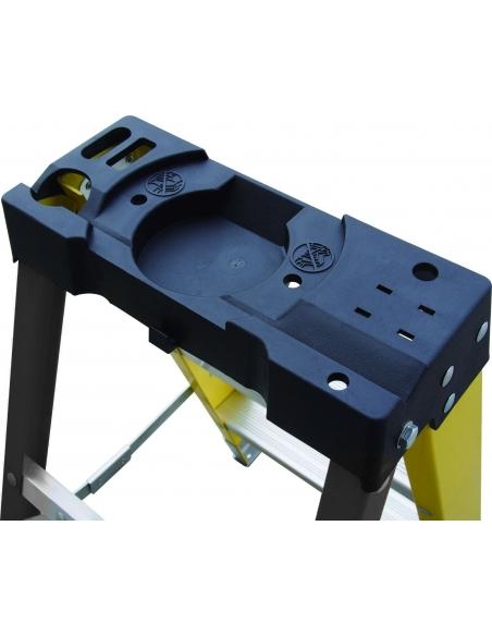 GPC - Glass Fibre Swingback Stepladders