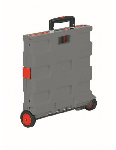 Folding Box Truck with Lid