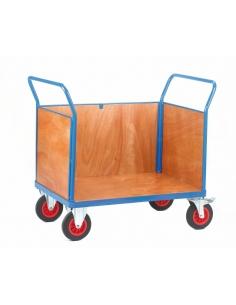 Platform Truck Plywood sides