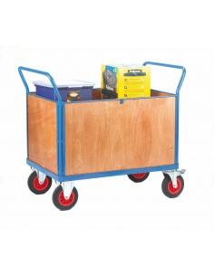 Platform Trolley - 4 Sided - Plywood