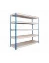 Heavy Rivet Shelves