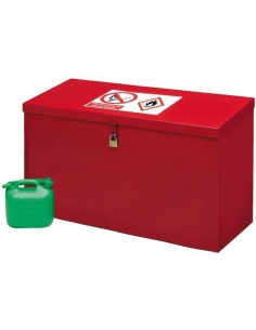 Flammable Liquid Floor Chests