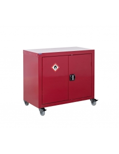 Flammable Liquids Mobile Cabinet